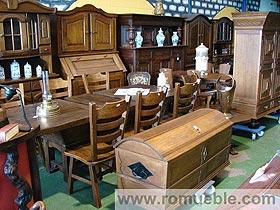 Romueble muebles rusticos y antiguedades empresa de - Muebles rusticos asturias ...