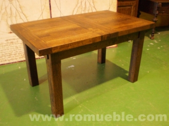 Mesas rusticas, mesas comedor rusticas, mesa bodega, mesa txoco ...