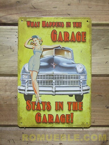 Cartel Metal Retro Vintage 30x20