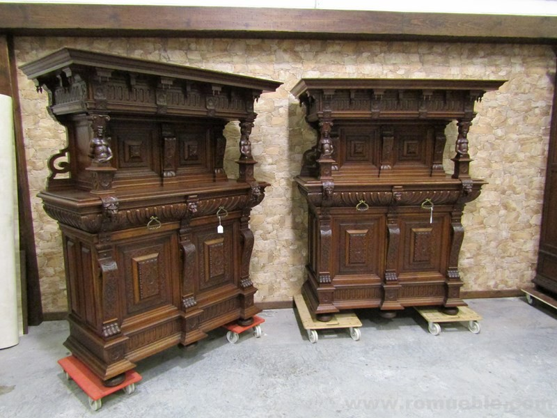 APARADOR BUFFET ANTIGUO E-14/A1
