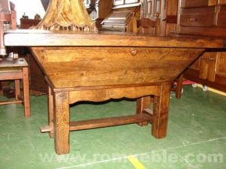 Mesas rusticas, mesas comedor rusticas, mesa bodega, mesa ...