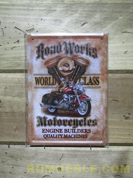 Cartel Metal Retro Vintage 21x15