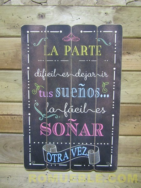 Cartel Retro Vintage 40x60 DM