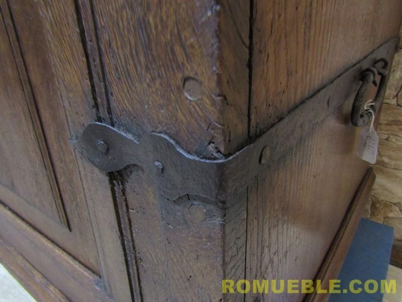 ARCA ARCON DE ROBLE, MUY ANTIGUO  H-1/4