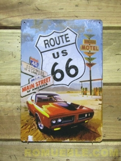 Cartel Metal Retro Vintage 30x20