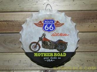 Cartel Chapa Retro Vintage Metal 40 cm