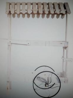 CARRO EXPOSITOR  CM-21984 / PORTE GRATIS A LA PENINSULA
