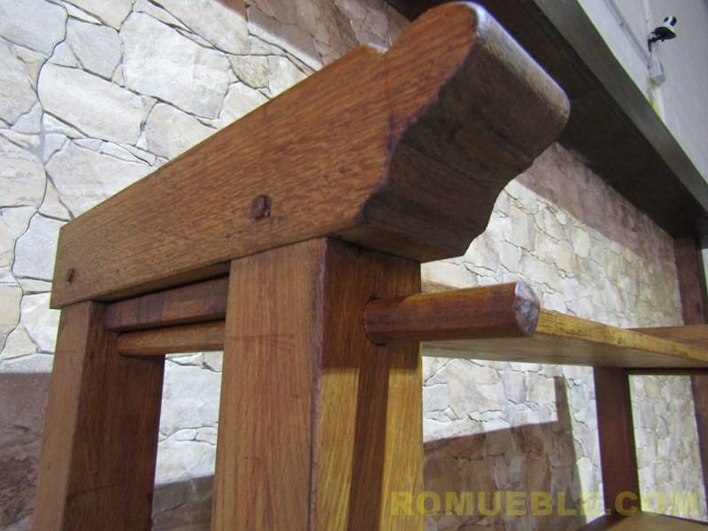 QUESERA BOTELLERO DE ROBLE  BR-3/26