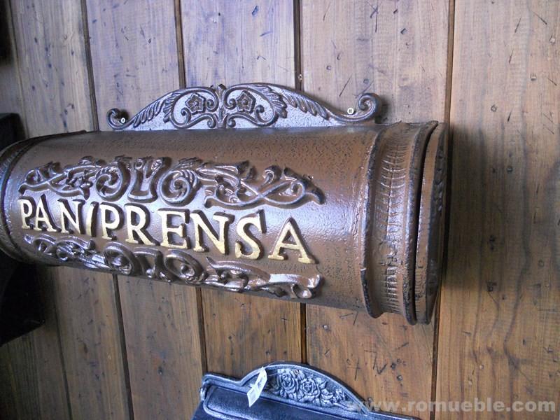 BUZON PAN/PRENSA / PORTE GRATIS A LA PENINSULA