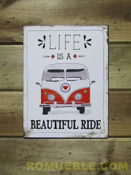 Cartel Metal Retro Vintage 25x33