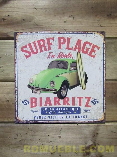 Cartel Metal Retro Vintage 30x30