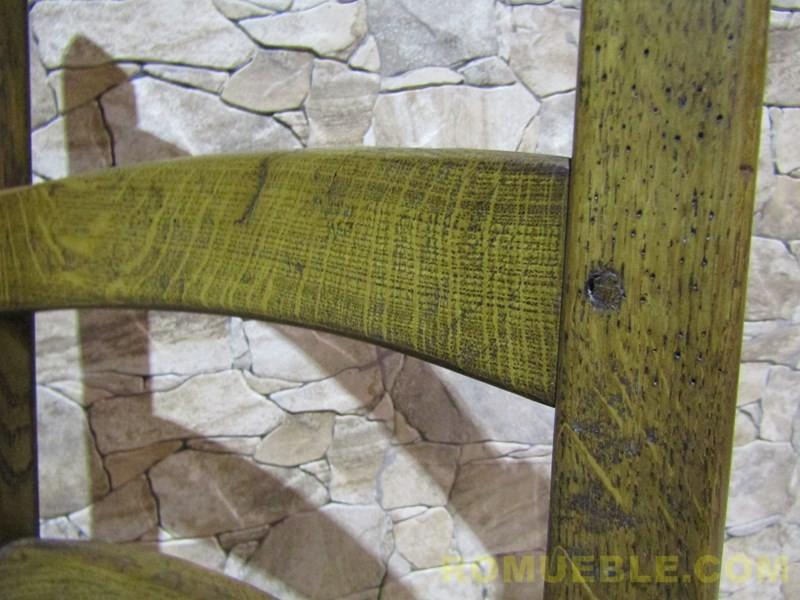 SILLA MADERA DE ROBLE Y-1