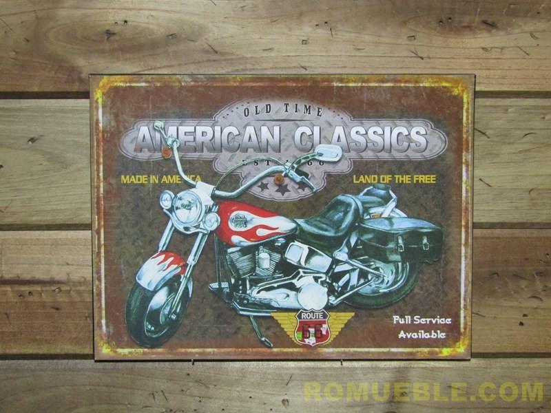 Cartel Metal Retro Vintage 30x40