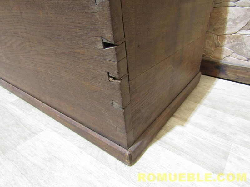 ARCON BAUL ANTIGUO, DE ROBLE  J-7/36