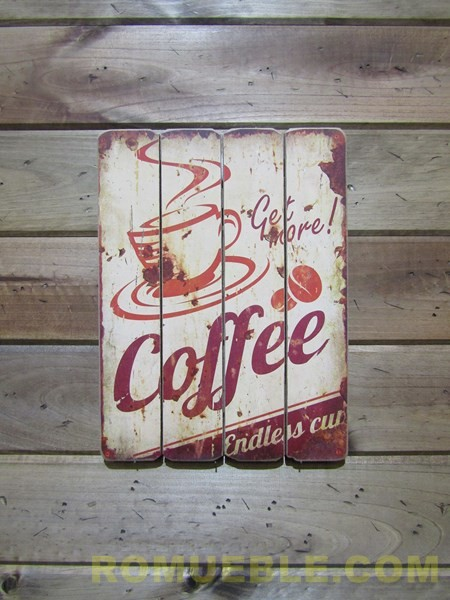 Cartel Retro Vintage 30x40 DM