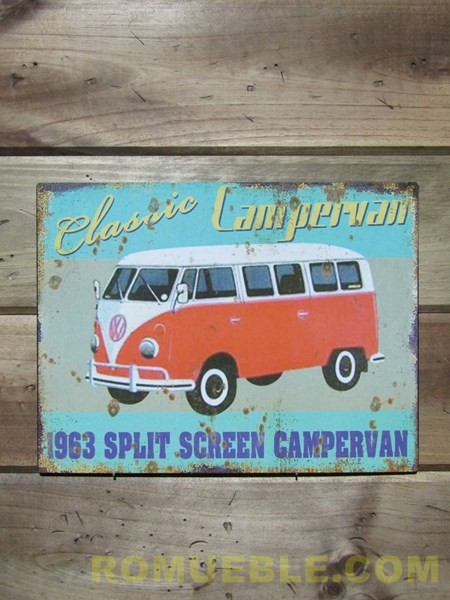Cartel Metal Retro Vintage 33x25