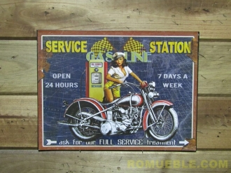 Cartel Metal Retro Vintage 30x40