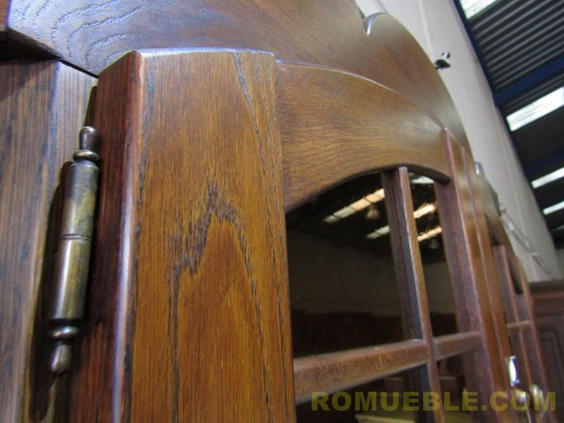 ALACENA RUSTICA DE ROBLE H-3/20 / PORTE GRATIS A LA PENINSULA