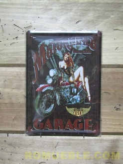 Cartel Metal Retro Vintage 21x15