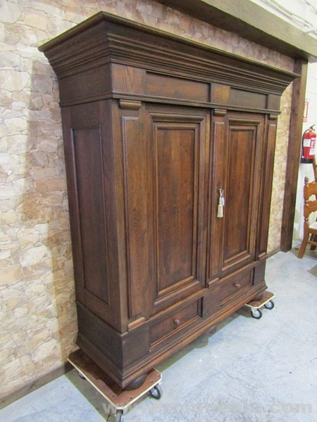 BUFFET ROBLE MACIZO  E-18/5