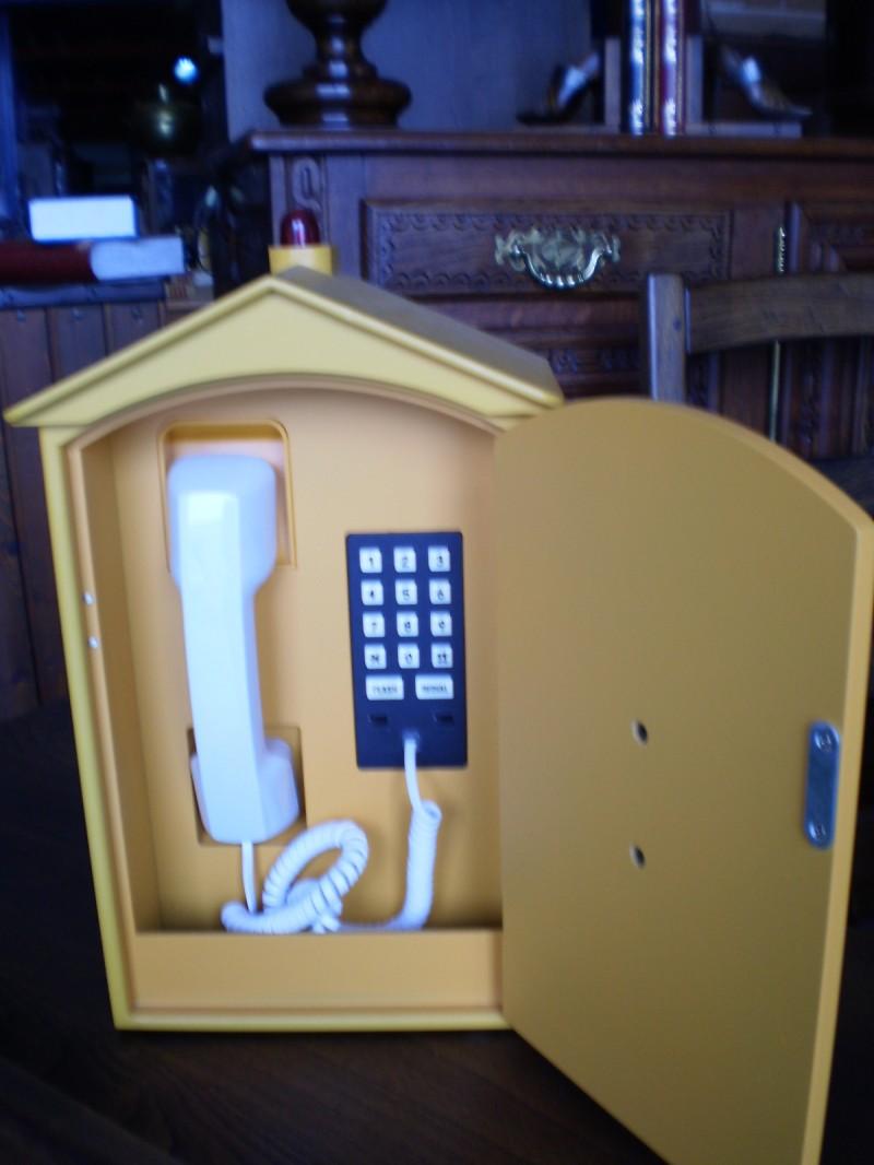 TELEFONO SEÑALES ACUSTICAS Y LUMINOSAS