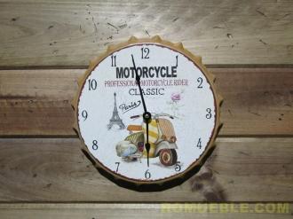 Reloj Retro Vintage Metal 30 cm