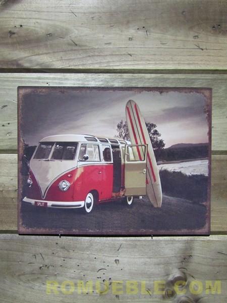 Cartel Metal Retro Vintage 33x25