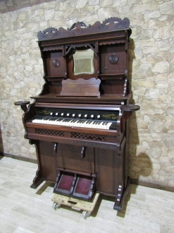 ARMONIO THOMAS ORGAN & PIANO CO.